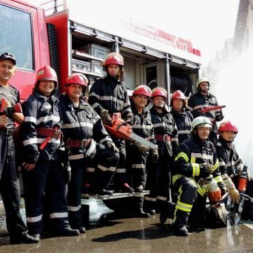 Centrul de Antrenament si Pregatire de Specialitate Hunedoara